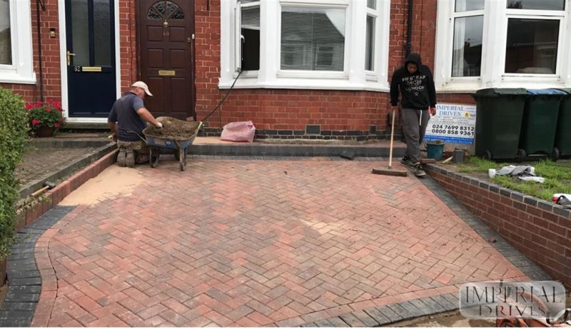 Various Paving Projects