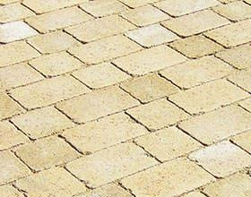Staggered Pattern Paving