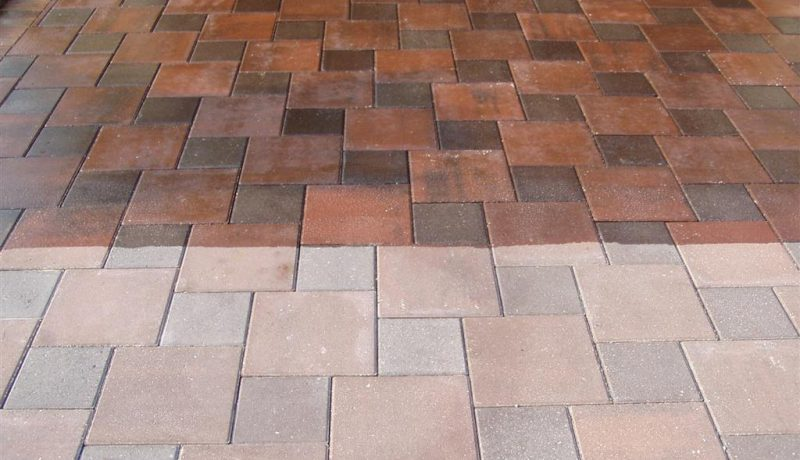Cleaning your paving Coventry