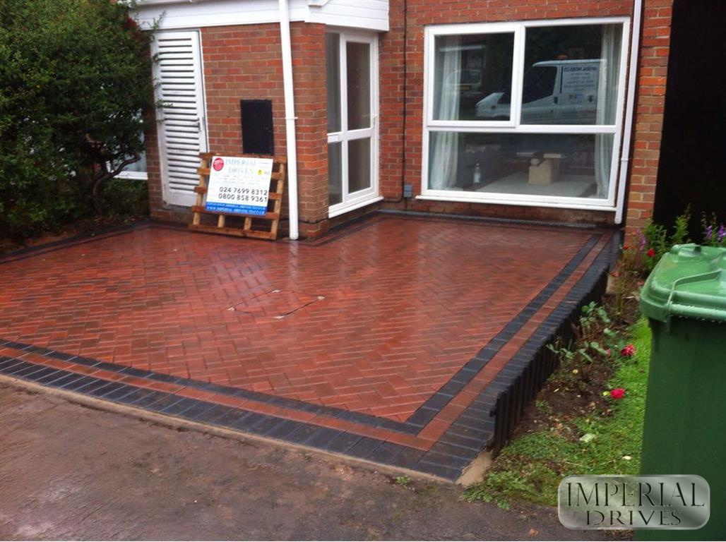 Leamington Spa Driveway Paving Installation Imperial Drives Ltd
