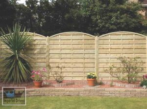 Privacy Garden Fencing