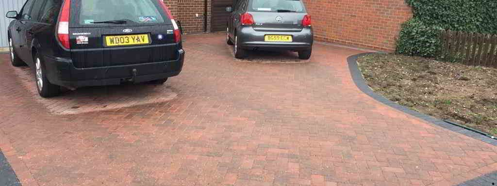 Coventry and Warwickshire Paving Installations