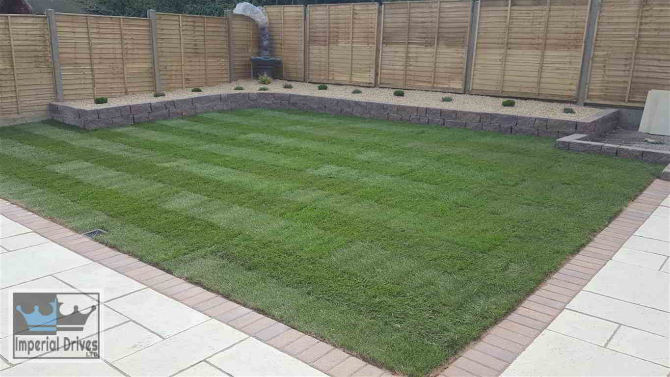Examples Of Our Landscape Work In Crawley Haywards Heath