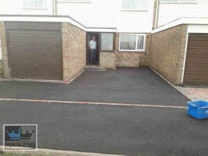 After Tarmac Driveway Installed in Crawley