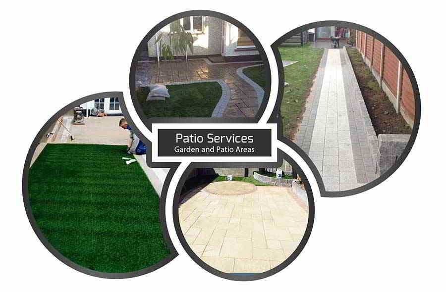 Patio Contractors for Crawley, Haywards Heath and Horsham