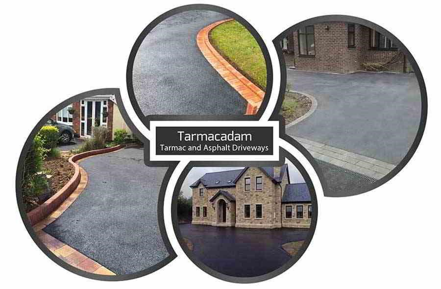 Tarmac Contractors for Leamington Spa in Warwickshire