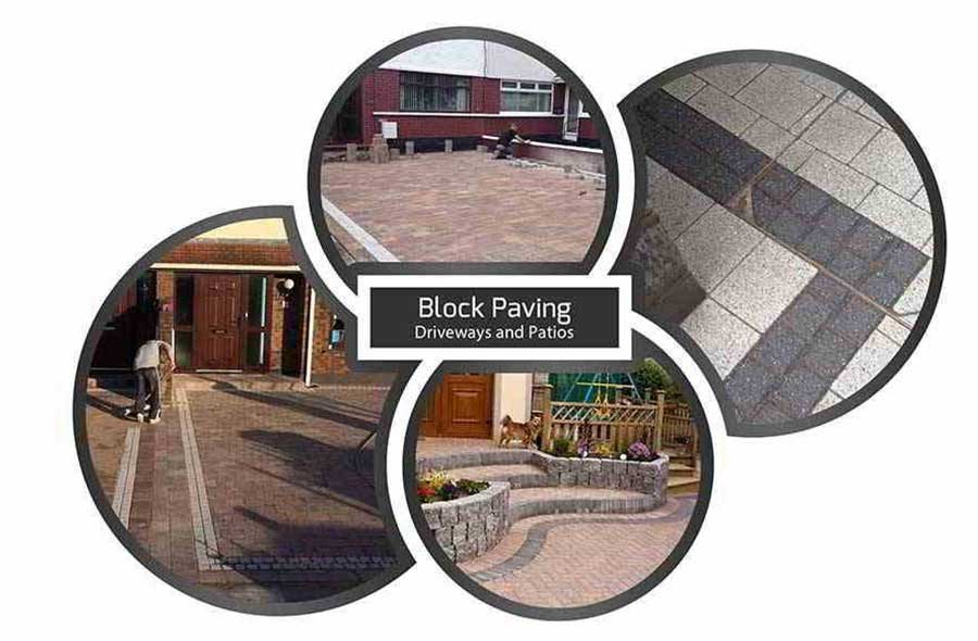 Block paving contractors for Leamington Spa in Warwickshire