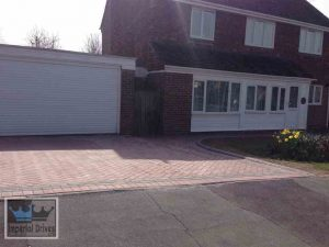 Finished Block Paving Project