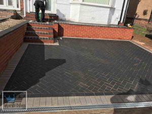 Paving Leamington Spa