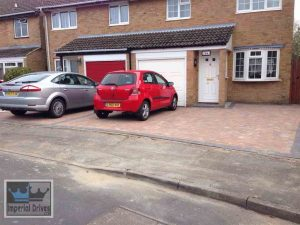 Paving Driveway With an Extension