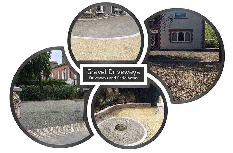 Gravel Driveway Installations in Leamington Spa, Warwickshire